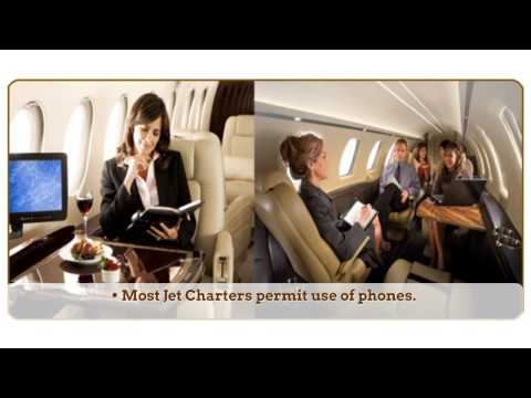 How Are Jet Charters / Aircraft Charters Better From Scheduled Flights