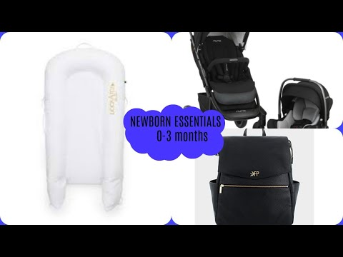 Newborn essentials 0-3months 2019/Eczema prone skin