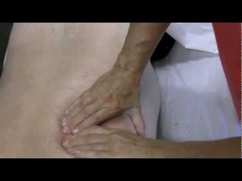 Erector Spinae Massage Techniques (Deep Tissue & Relaxing)