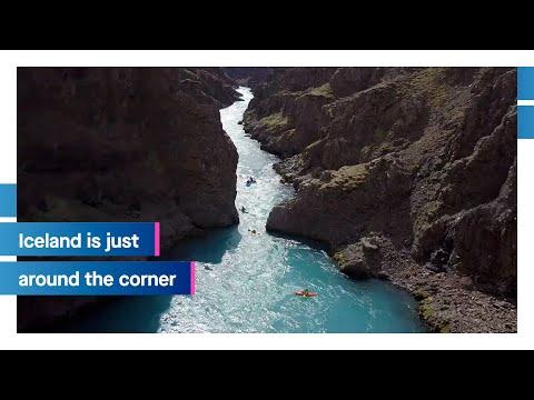 Iceland is just around the corner   Icelandair