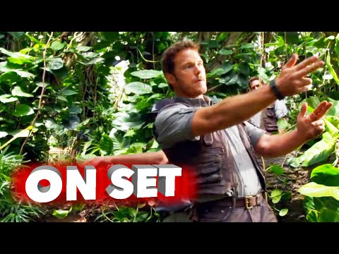Jurassic World: Chris Pratt's Jurassic Journals: Stunts 101
