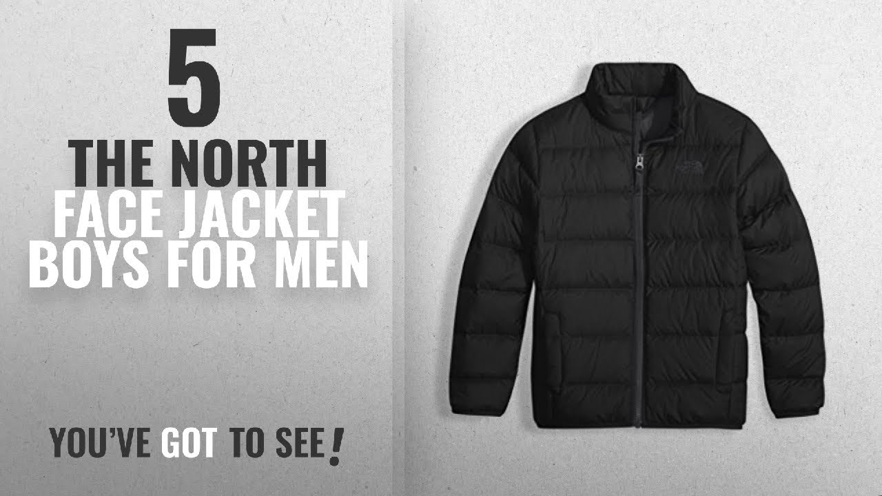 3cb1383fb Top 10 The North Face Jacket Boys [2018 ] | New & Popular 2018 - YouTube