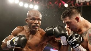 Timothy Bradley vs Brandon Rios Highlights