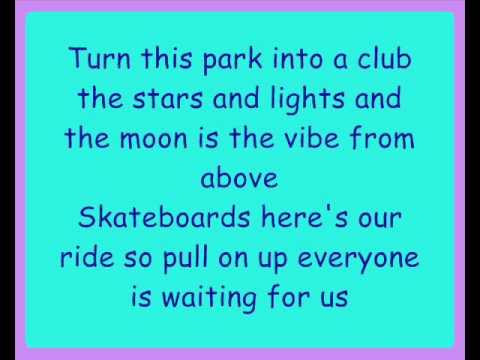 Hannah Montana - We Got The Party With Us (Lyrics)
