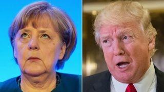 President Trump to meet with Angela Merkel