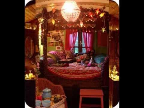 Gypsy Bedroom Decorating Ideas Youtube