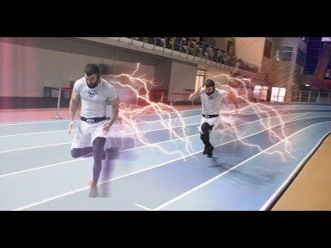 Turbo Turabi 'den Nefes Kesen Atletizm Antrenmanları