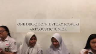 ONE DIRECTION - History cover by ARTCOUSTIC JUNIOR