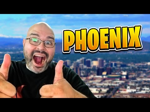 Tour of Phoenix AZ | City tour Phoenix Arizona