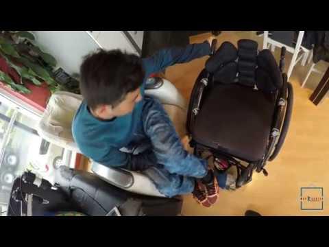 Comment transférer d'une chaise roulante a un lit ou ...