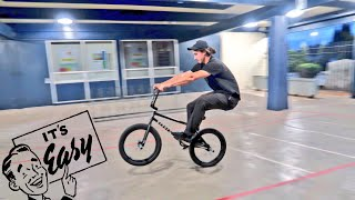 HOW TO MANUAL BMX IN DEPTH