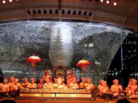 Balinese Court Gamelan Music