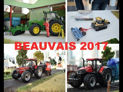 "Exposition de miniatures agricole; Beauvais 2017 ""Agree Mini Show"""