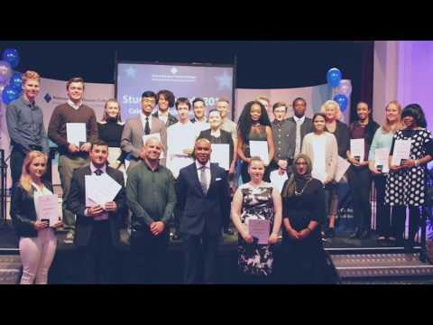 Richmond upon Thames College Student Awards 2017