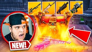 Fortnite: PVP SO BAU LENDARIO!  ‹ LIVE AM3NIC ›