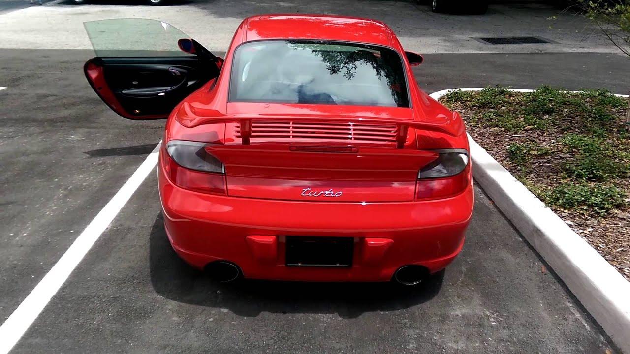 2003 porsche 911 turbo youtube