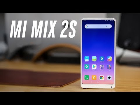Xiaomi Mi Mix 2S hands-on