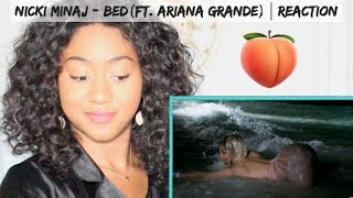 "Nicki Minaj – ""Bed"" (feat. Ariana Grande) | REACTION"