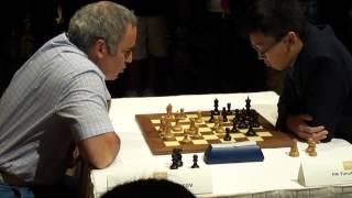 Kasparov vs FM Chan (15 August 2010)