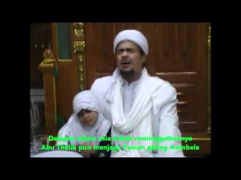 Qasidah by Habib Rizieq Syihab : Kisah Rasul - Jam'iyyah Hadhrah Front Pembela Islam (FPI)