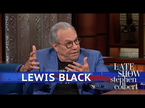 See How Lewis Black Wants To Reclaim The Summer From Trump!