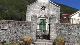 Черногория, Тиват (Tivat), заброшенная деревня !