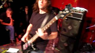 High On Fire performing Frost Hammer at Grog Shop