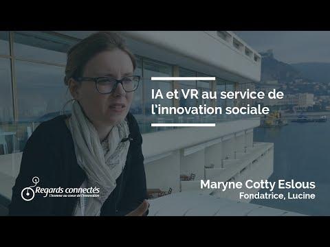 Ep 25 - IA et VR au service de l'innovation sociale