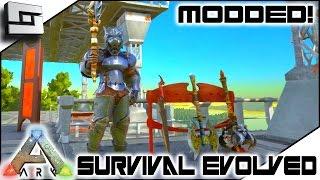 MODDED ARK: Survival Evolved - GAME OF THRONES MOD! E12 ( Gameplay )