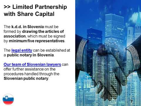 Create a Partnership in Slovenia