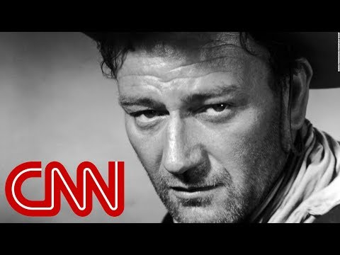 Outrage after John Wayne's old interview resurfaces
