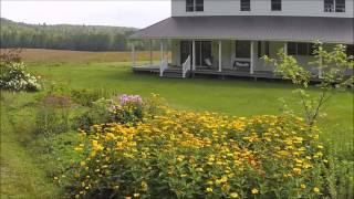 Maine Off Grid Self-Sufficient Farm and Timberland for Sale