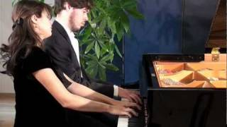 Duo Solot - Brahms - Schumann Variations op.23