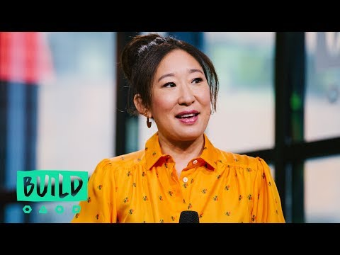 "Sandra Oh Discusses ""Killing Eve"""