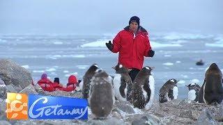Luxury cruise to Antarctica   Getaway