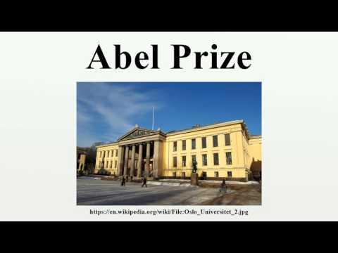 Abel Prize