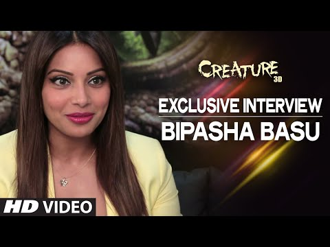 Exclusive: Bipasha Basu Interview | Creature 3D | Bollywood Interviews | T-series