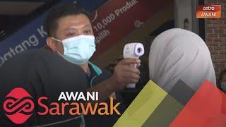 Enam kes positif COVID-19 di Kuching