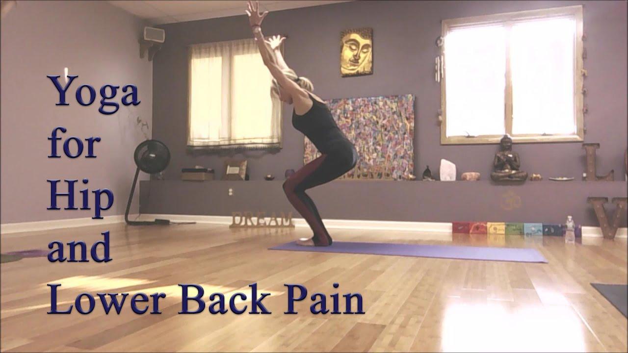 RethinkYoga - Yoga for Hip and Lower Back Pain - YouTube