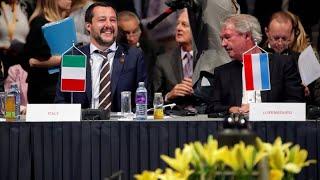 Matteo Salvini und Jean Asselborn geraten nach Migrationsdebatte aneinander