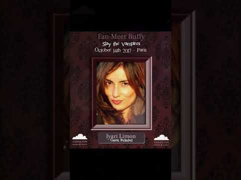 Meet Buffy : Slay the Vampires  Iyari Limon