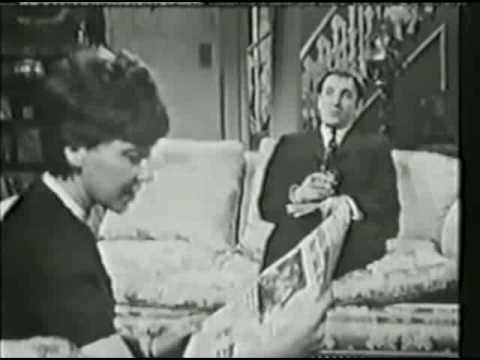 Vivien Merchant in The Lover (1963) by Harold Pinter / p1