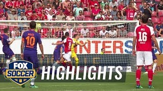 Mainz vs. Werder Bremen | Bundesliga Highlights | FOX SOCCER