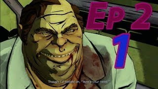 The Wolf Among Us - Smoke and Mirrors - Part 1 (Choice Path 2) Torture Tweedle Dee, Attack Crane
