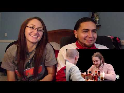 Hot Ones Post Molone Reaction Video!