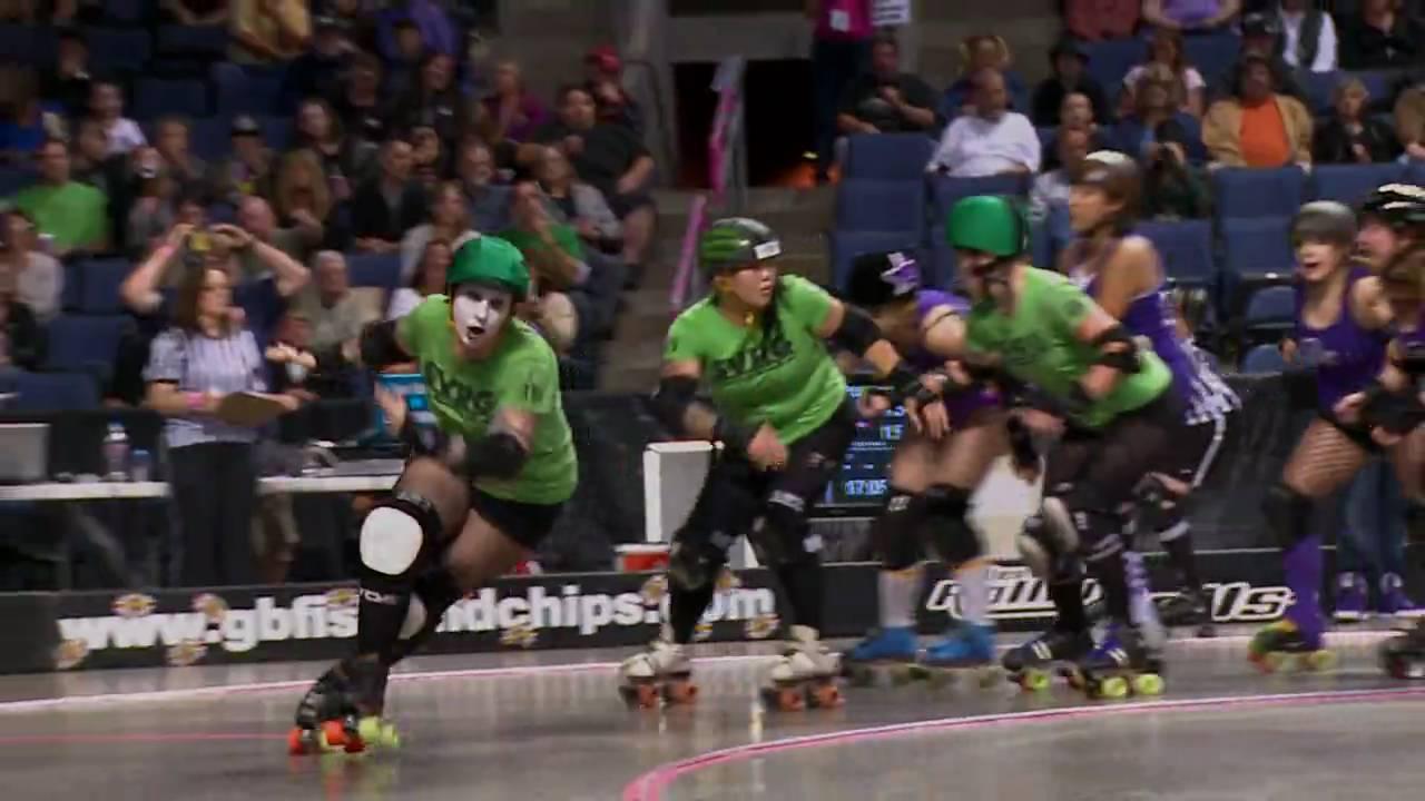 Roller skating denver - Denver Roller Dolls June 12 Bout Report