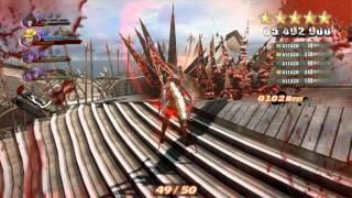 Oneechanbara Z2 Chaos Combos