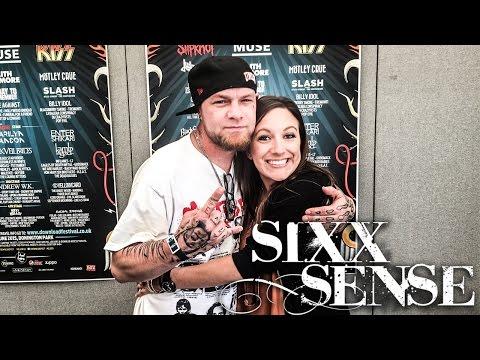 Sixx Sense Interviews Ivan of Five Finger Death Punch