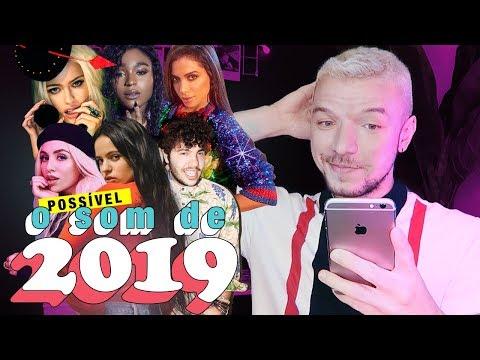 APOSTAS DA MÚSICA PARA 2019