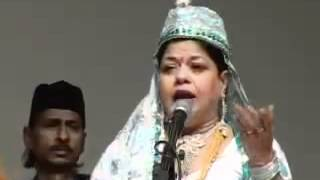 chanchal bharti   kabbalii female singer